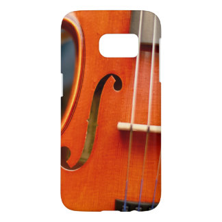 Violin Music iPhone Samsung Phone Case