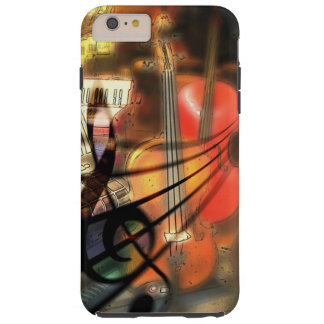 Violin Musical Art Cell Phone Case