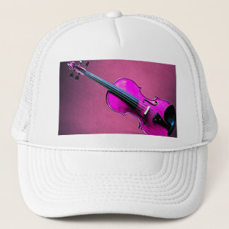 Violin or Viola Golf or Golfer Cap or Hat
