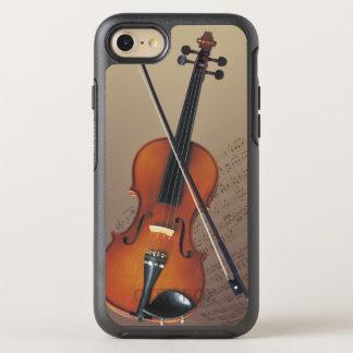 Violin OtterBox Symmetry iPhone 7 Case