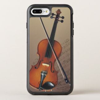 Violin OtterBox Symmetry iPhone 8 Plus/7 Plus Case