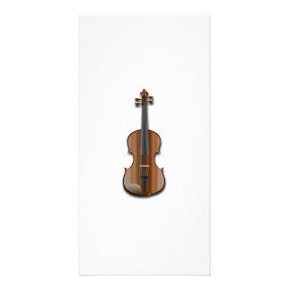 Violin Photo Cards