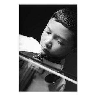 Violin Photo Print