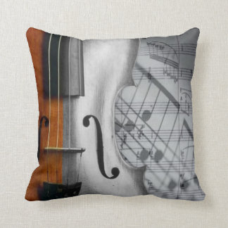 Violin Pillow