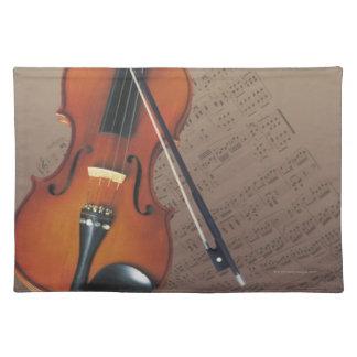 Violin Placemat