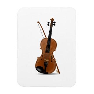 Violin Rectangular Magnets