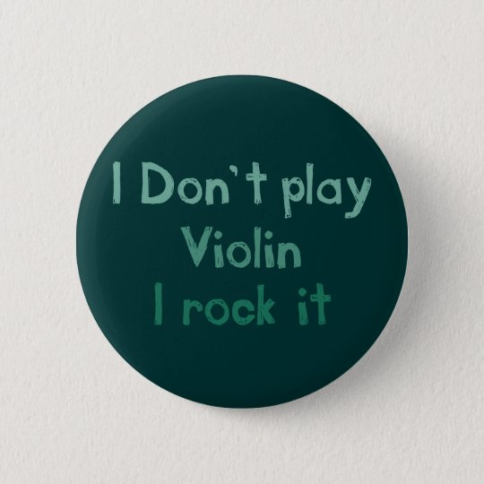 Violin Rock It Button