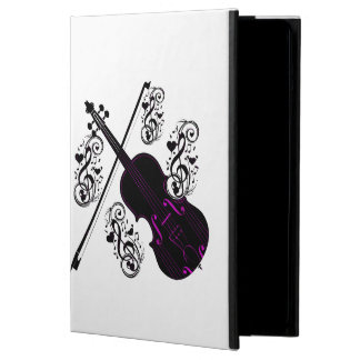 Violin,Rocks_ iPad Air Cases