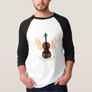 violin rocks T-Shirt