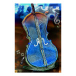 """""""Violin Solo"""" Poster"""