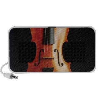 Violin Travel Speaker