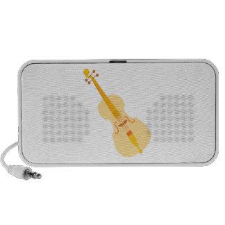Violin Portable Speakers