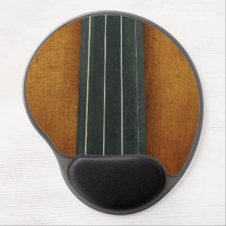 Violin Strings and Fingerboard Detailed View Gel Mouse Mat