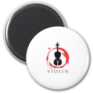 Violin Student Magnet