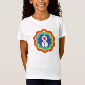 Violin T-Shirt for Kids-Violin Burst
