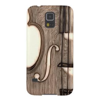 Violin, Viola, Cello? Case For Galaxy S5
