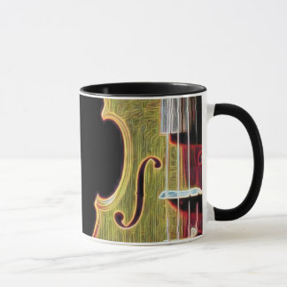 Violin, Viola, Cello? Mug