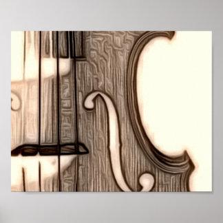 Violin, Viola, Cello? Poster