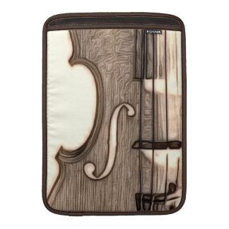 Violin, Viola, Cello? Sleeve For MacBook Air