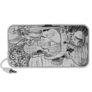 Violini Travel Speakers
