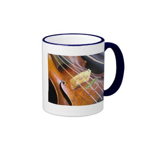 Violinist Mug