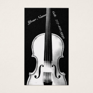 Violinistic Business Card