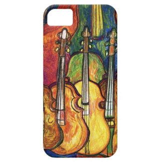 Violins Barely There iPhone 5 Case