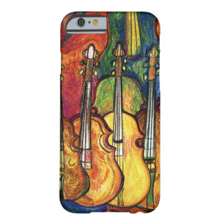 Violins Barely There iPhone 6 Case