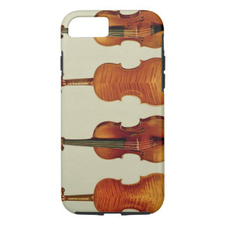 Violins (LtoR): the 'Alard' by Antonio Stradivariu iPhone 7 Case