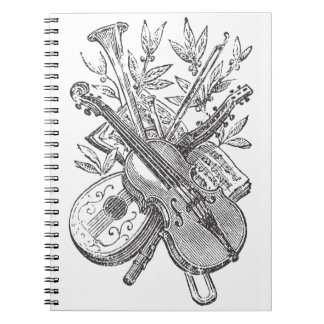 Violins Notebook