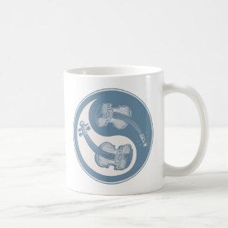 Violyin-Yang Coffee Mug