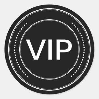 VIP Badge Stickers