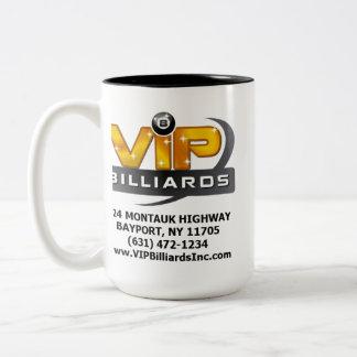 VIP Billiards Coffee Mug