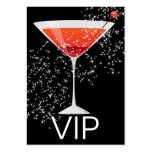 VIP Card - Clubs / Bars / Pubs - SRF Pack Of Chubby Business Cards