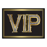 VIP Card for Clients - SRF Pack Of Chubby Business Cards