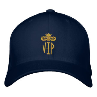 VIP Embroidered Hat