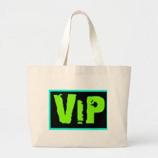 vip neon green music dance party fun clubs exclusi bag