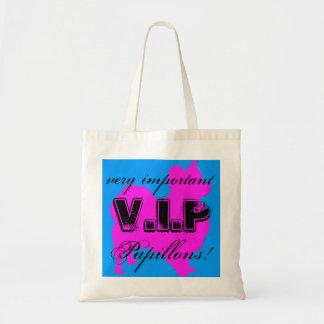 VIP Papillon tote Budget Tote Bag