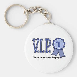VIP Pappy Key Ring