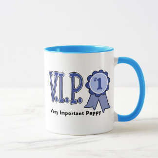 VIP Pappy Mug