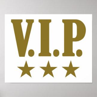 VIP stars Poster