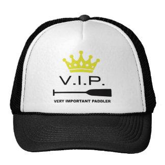 VIP Very Important Paddler Cap
