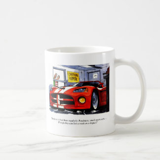 Viper Diet Coffee Mug
