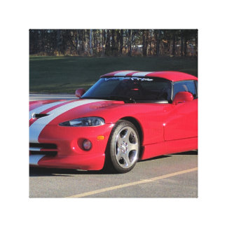 Viper RT/10 Canvas Print
