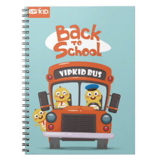 VIPKID Back to School Notebook 2