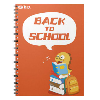 VIPKID Back to School Notebook 3