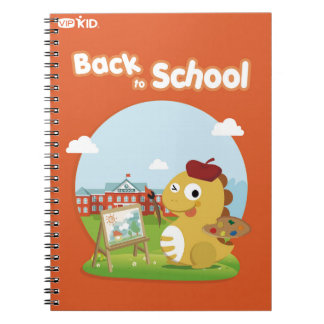 VIPKID Back to School Notebook 4