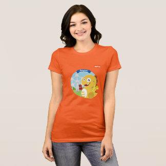 VIPKID Belgium T-Shirt (orange)