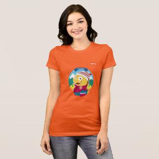 VIPKID Canada T-Shirt (orange)