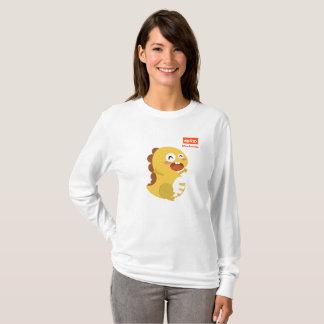 VIPKID Long Sleeve T-shirt For Teacher Mackenzie
